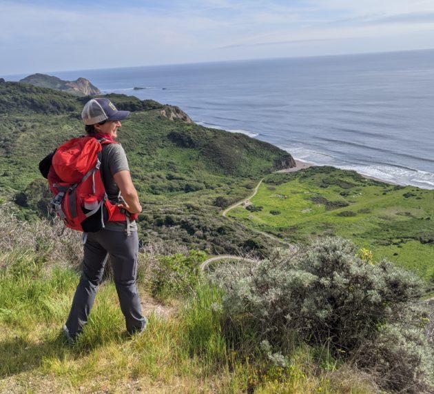 Palomarin To Wildcat Backpacking Camp At Pt Reyes