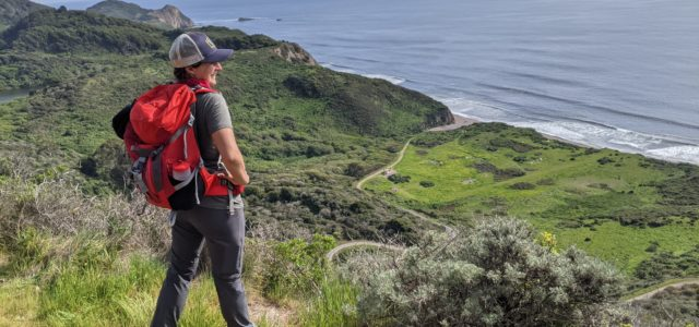 Palomarin To Wildcat Backpacking Camp At Pt Reyes