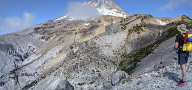 Mt Hood Timberline Trail Fast Pack Report